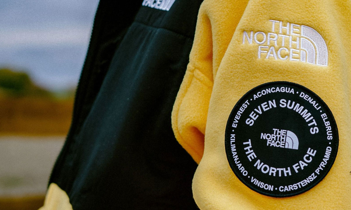 The North Face 7 Summits