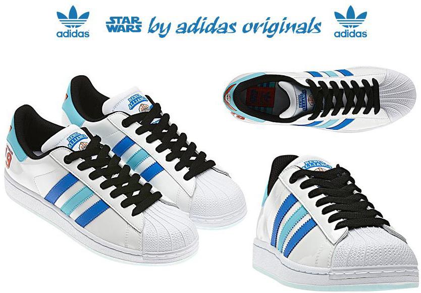 Adidas Superstar - Starwars