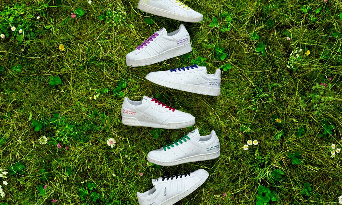 tenisky adidas Vegan