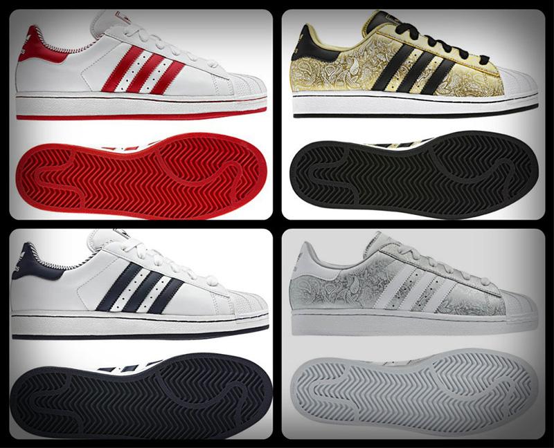 Dámske tenisky Adidas Superstar II