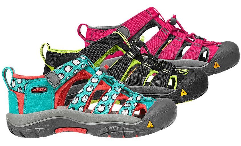 KEEN Newport H2 - super ľahké detské sandále 5710f9618f