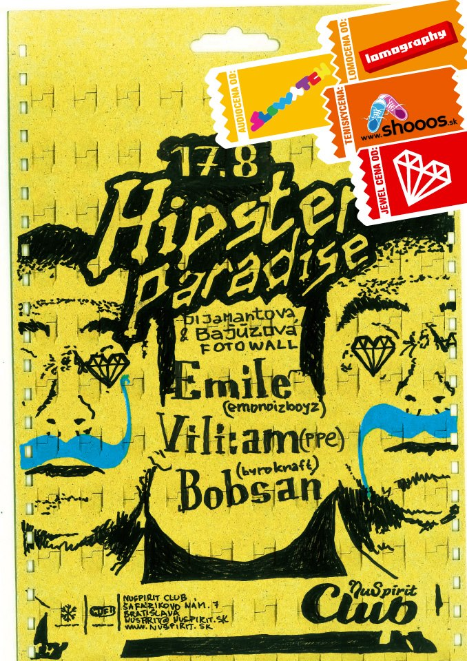 Hipsters Paradise
