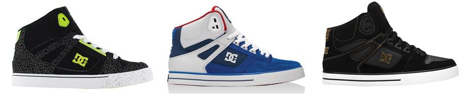 Kotníkové tenisky DC Shoes