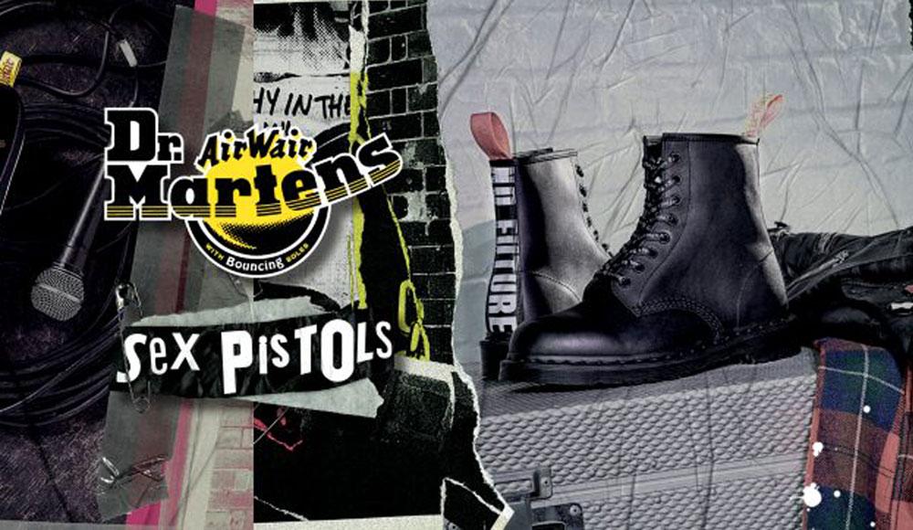 Dr. Martens - Sex Pistols