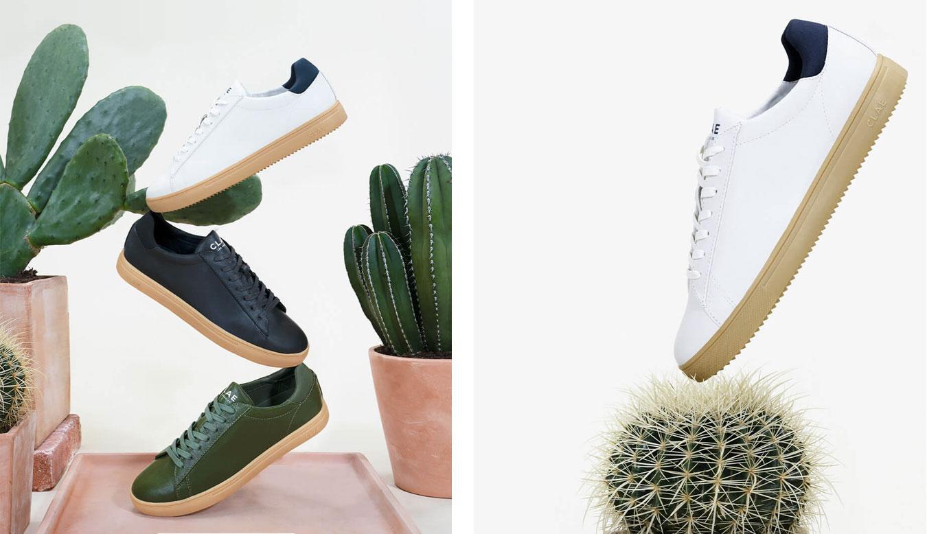 Vegánske topánky Clae