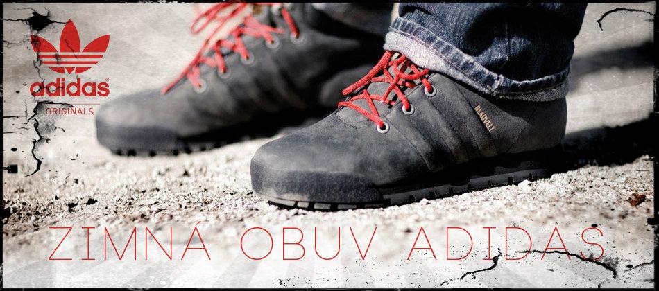 Zimná obuv Adidas