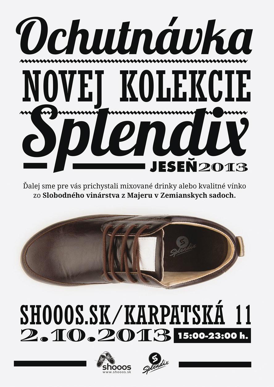 Splendix - prezentácia novej kolekcie