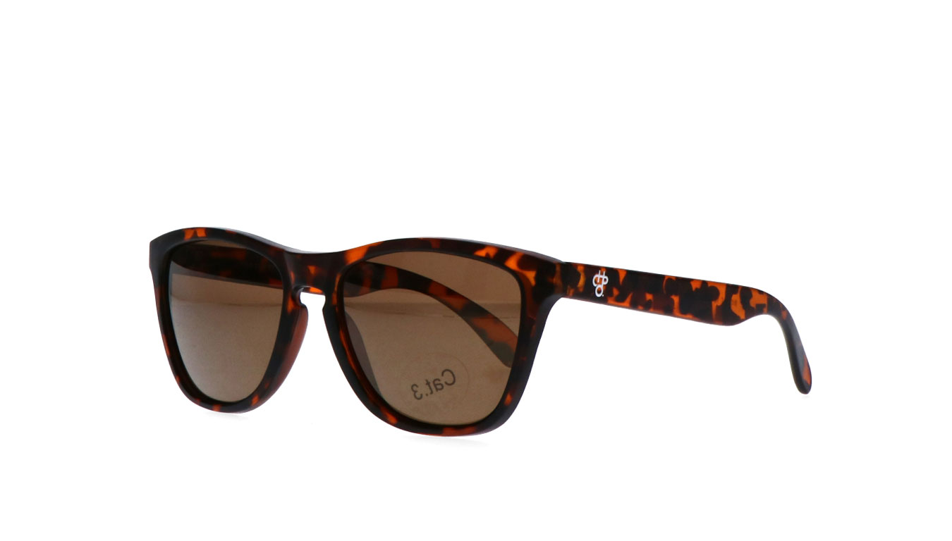 CHPO Bodhi Polarized Black svetlohnedé 16131SD