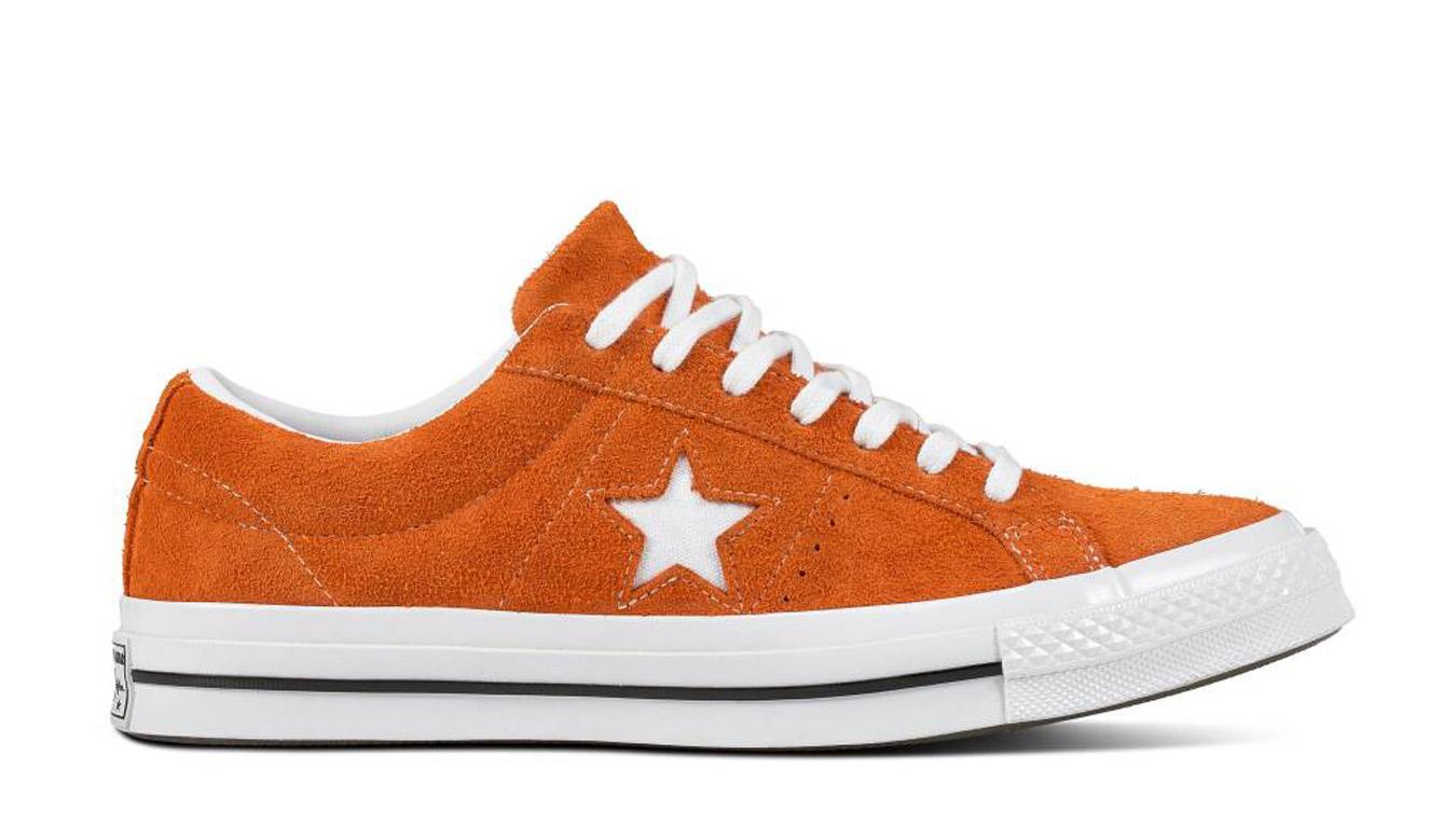 Converse One Star oranžové 161574C - vyskúšajte osobne v obchode