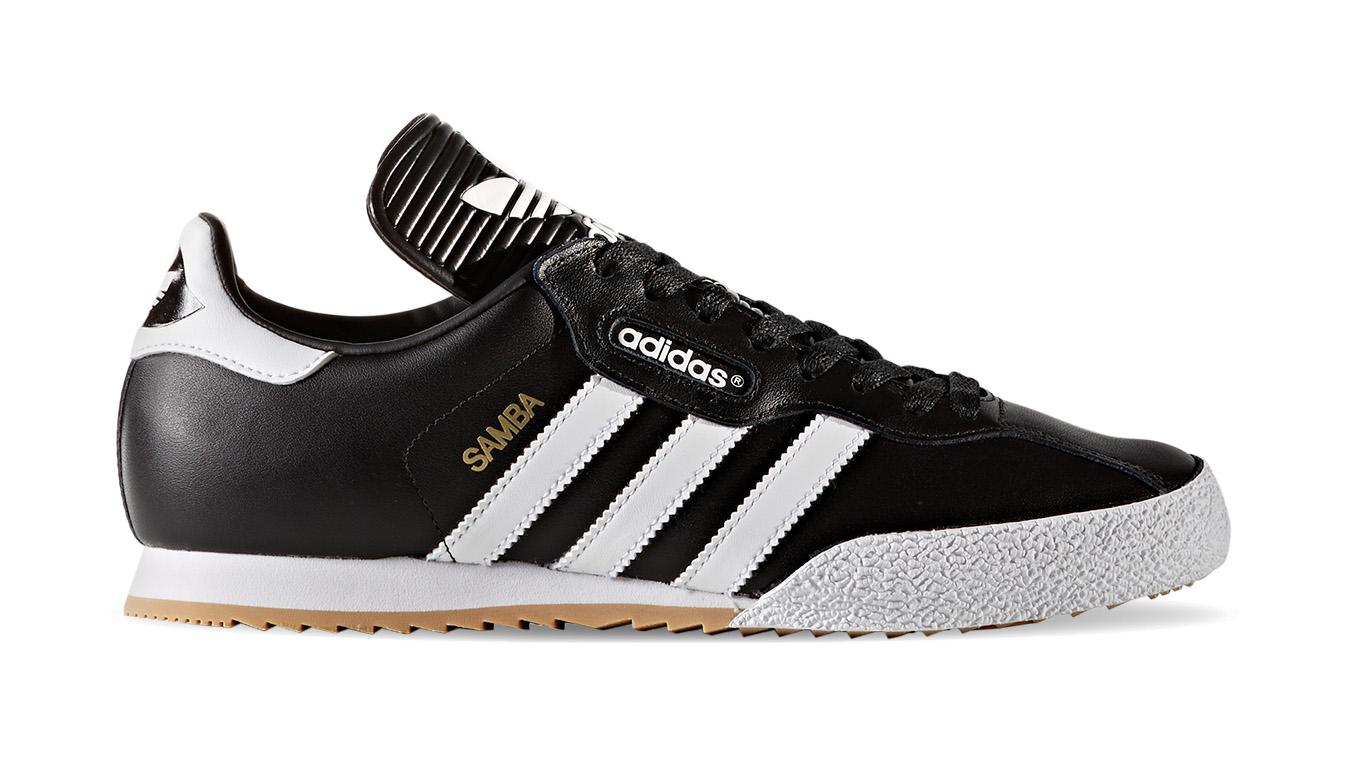 adidas Samba Super čierne 019099 - vyskúšajte osobne v obchode
