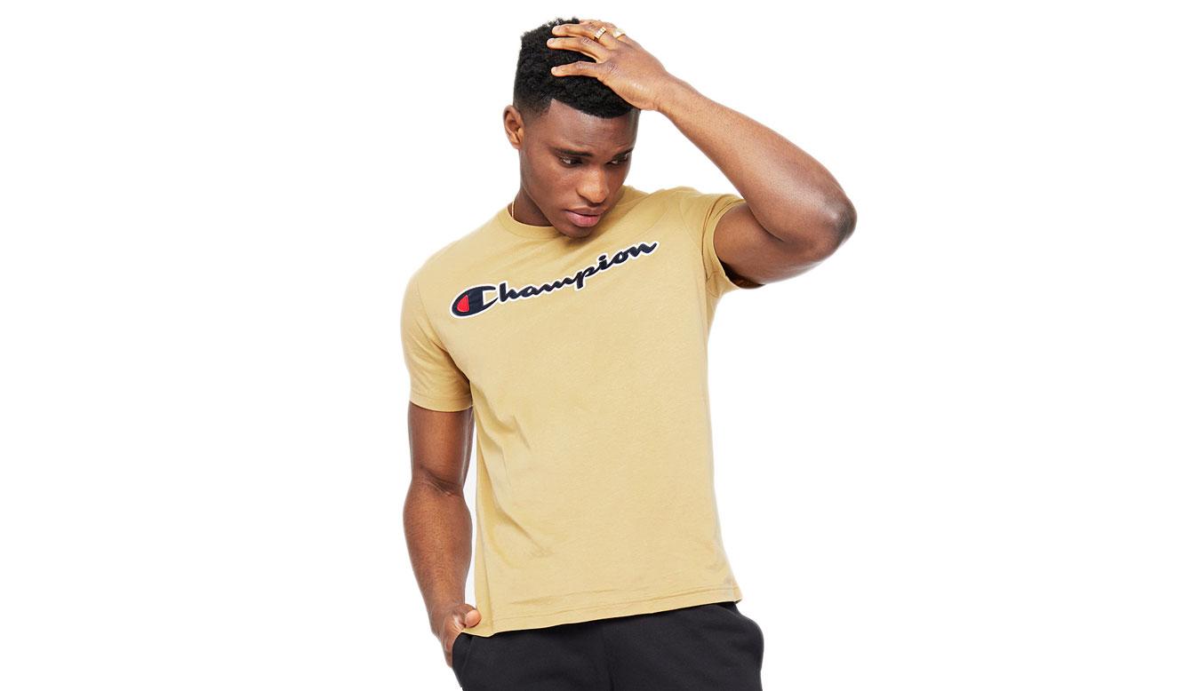 Champion Script Logo T-Shirt tenisky