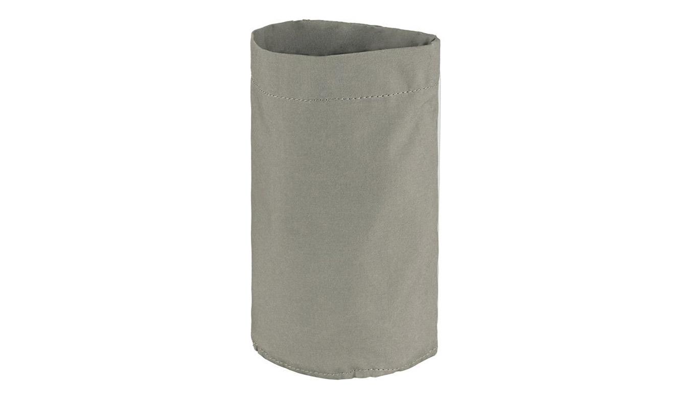 Fjällräven Kånken Bottle Pocket šedé F23793-021 - vyskúšajte osobne v obchode