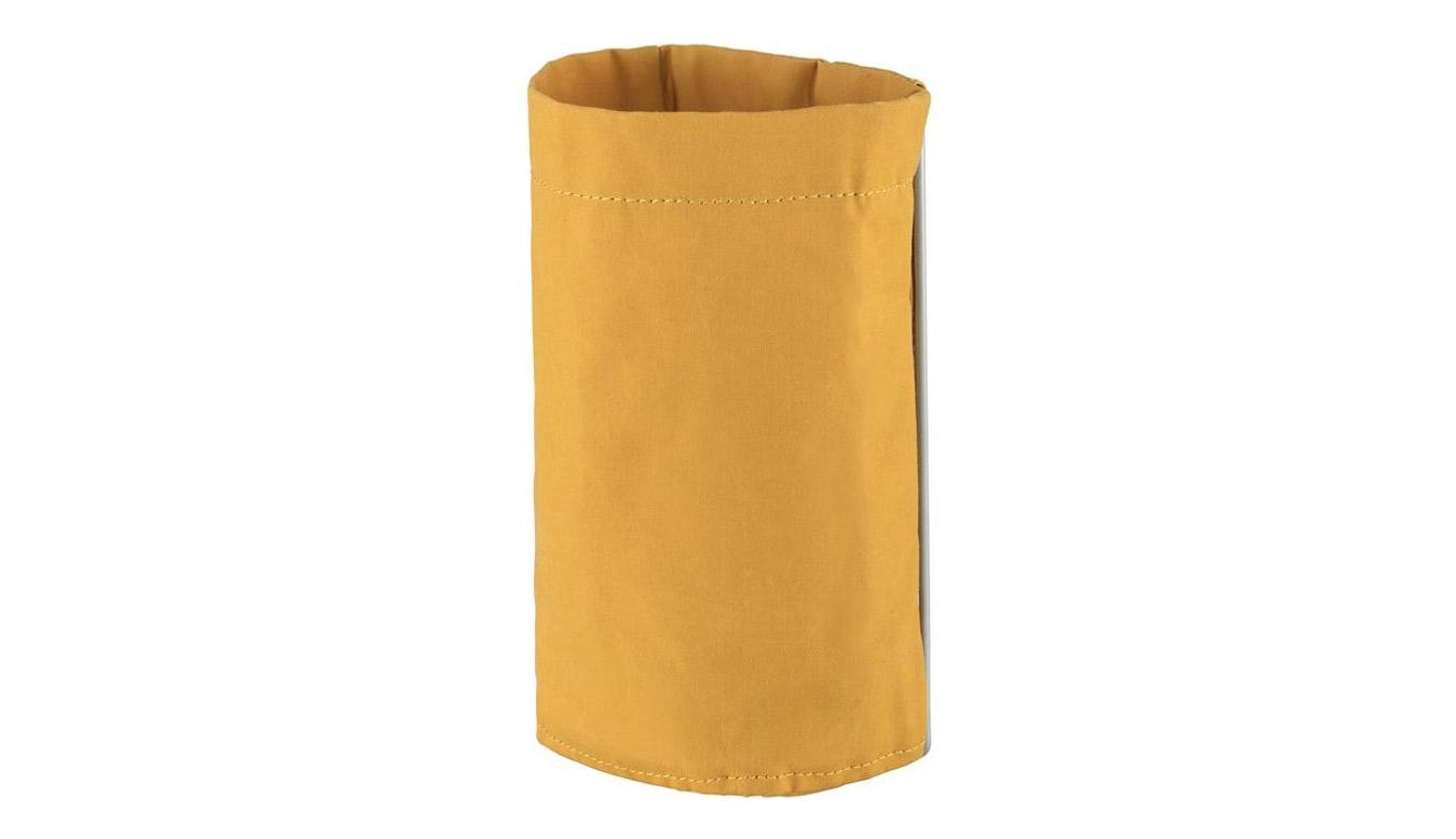 Fjällräven Kånken Bottle Pocket žlté F23793-160 - vyskúšajte osobne v obchode