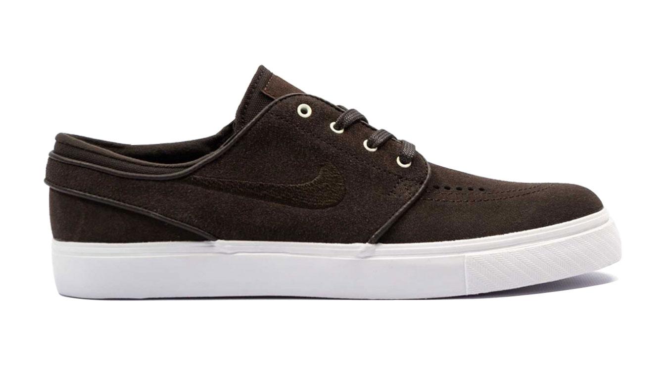 Nike Zoom Stefan Janoski čierne 333824-219 - vyskúšajte osobne v obchode