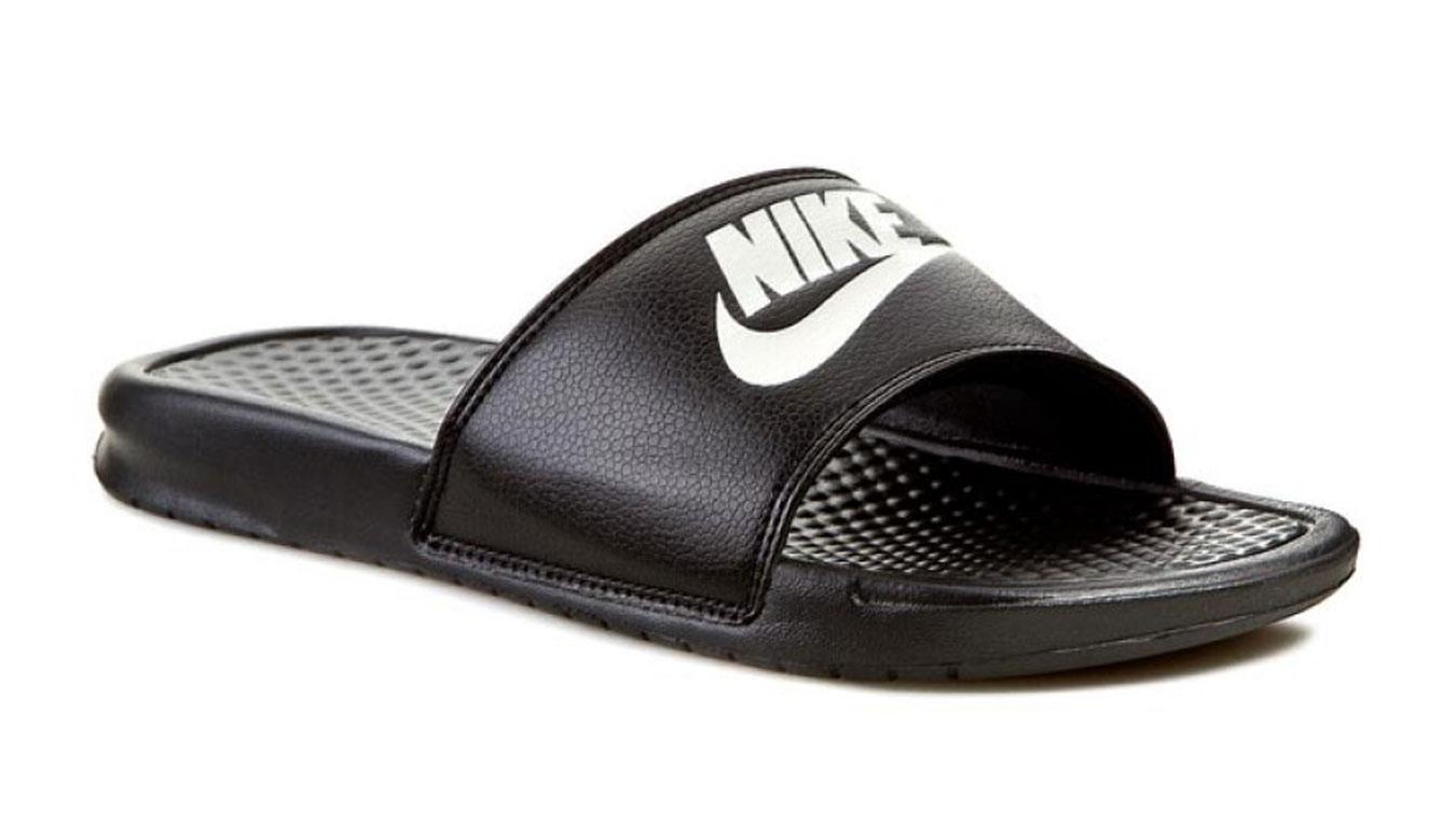 Nike Benassi JDI čierne 343880-090 - vyskúšajte osobne v obchode