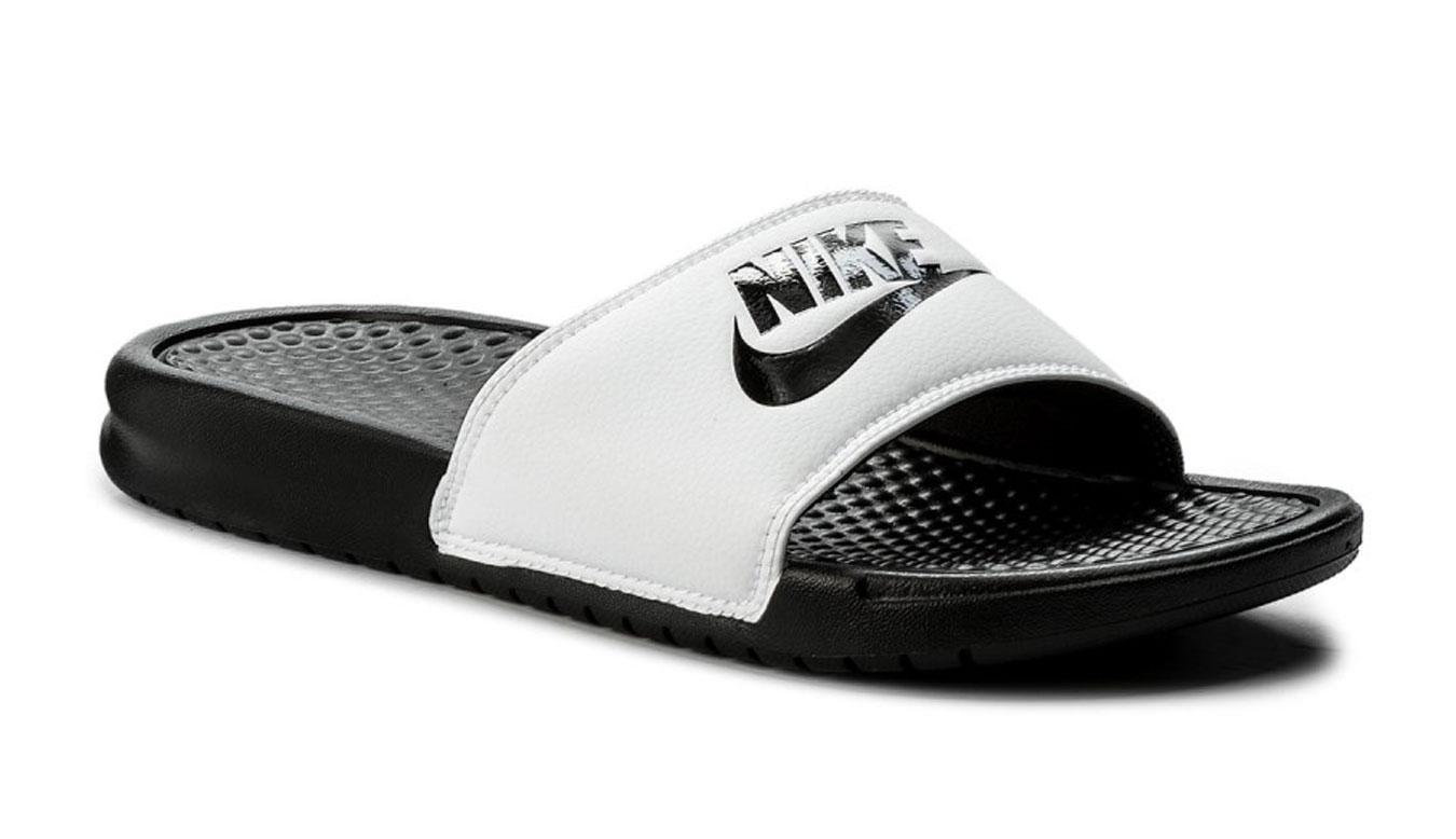 Nike Benassi JDI čierne 343880-100 - vyskúšajte osobne v obchode