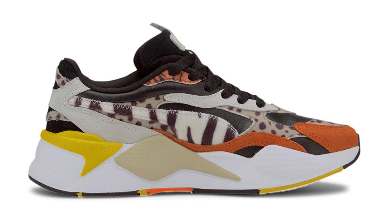 Puma Rs-X3 Wildcats Women's Sneakers hnedé 373953_02 - vyskúšajte osobne v obchode