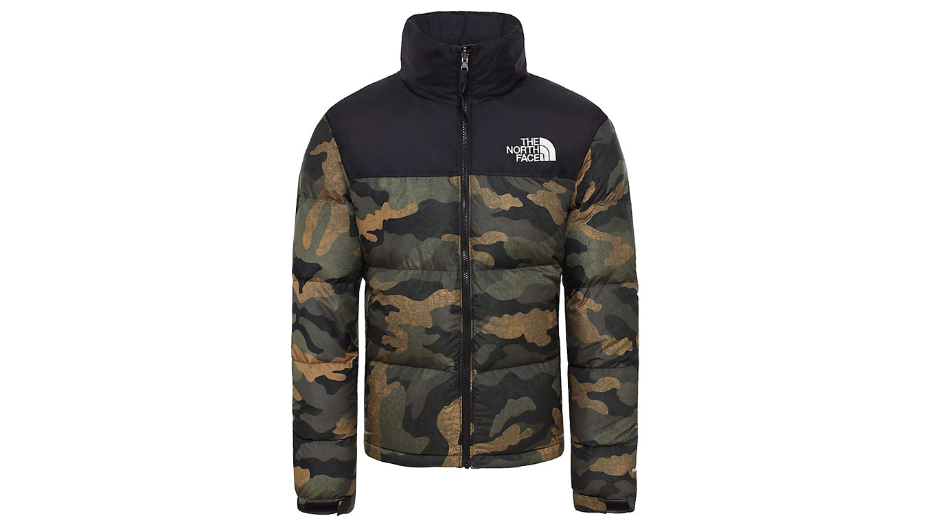 The North Face M 1996 Retro Nuptse Jacket zelené NF0A3C8DF32