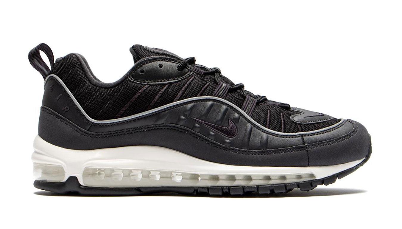 Nike Air Max 98 čierne 640744-009 - vyskúšajte osobne v obchode