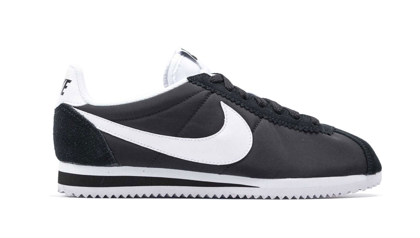 Nike WMNS Classic Cortez Nylon čierne 749864-011 - vyskúšajte osobne v obchode