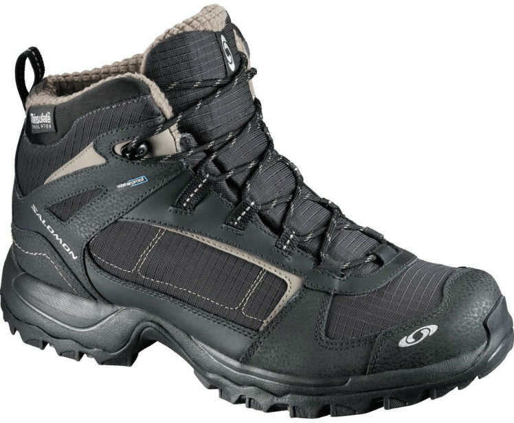 Zimná obuv Salomon Wasatch TS Waterproof