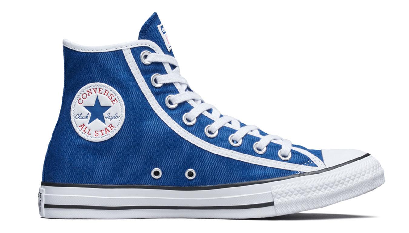 Converse Chuck Taylor All Star modré 163979C - vyskúšajte osobne v obchode