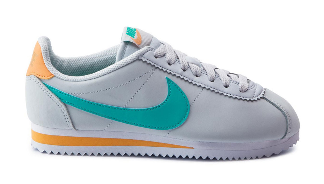 Nike WMNS Classic Cortez Leather biele 807471-019 - vyskúšajte osobne v obchode