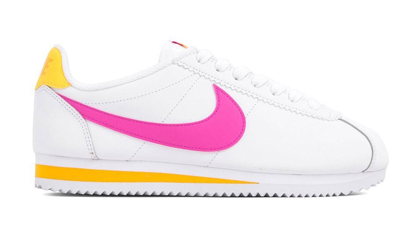 Nike WMNS Classic Cortez Leather biele 807471-112 - vyskúšajte osobne v obchode