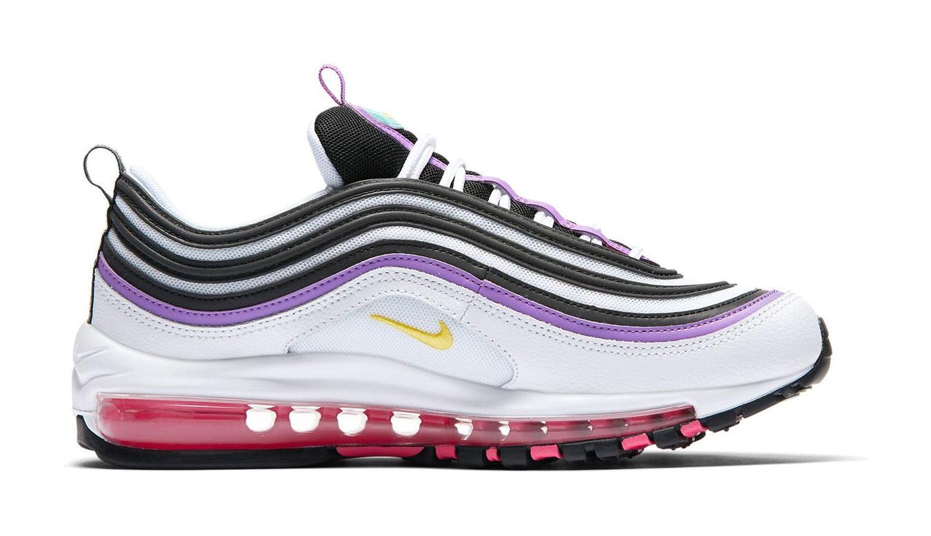 Nike W Air Max 97-6.5 fialové 921733-106-6.5