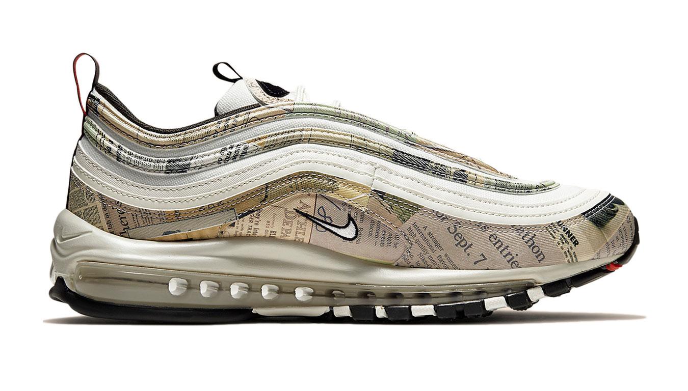 Nike Air Max 97 farebné 921826-108 - vyskúšajte osobne v obchode