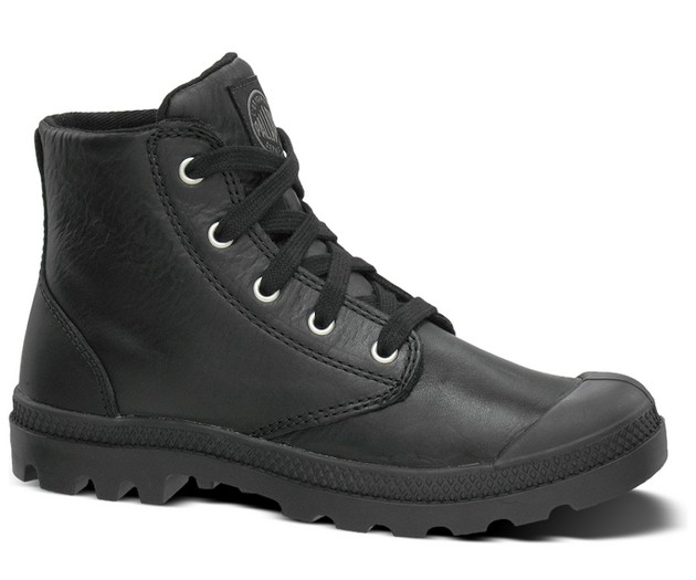 Palladium Pampa Hi Leather W