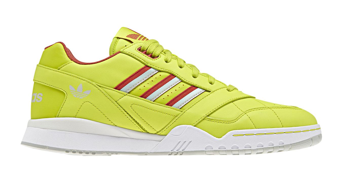 adidas A.R. Trainer žlté DB2736 - vyskúšajte osobne v obchode