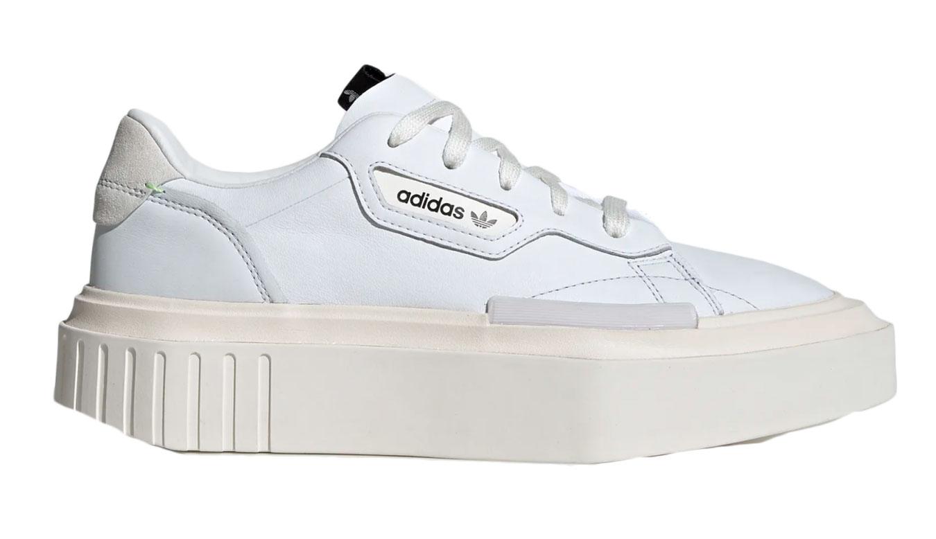 adidas Adidas Hypersleek W Ftwr White-7.5 biele G54050-7.5
