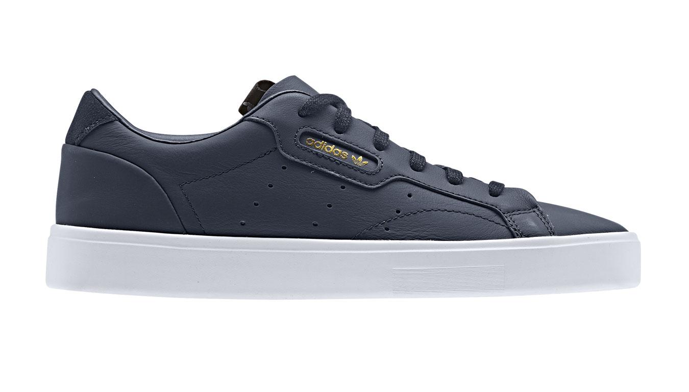 adidas Adidas Sleek W modré EE8278 - vyskúšajte osobne v obchode