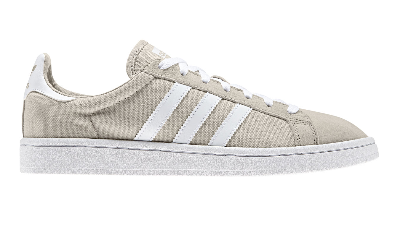 adidas Campus clear brown-5 svetlohnedé DA8929-5