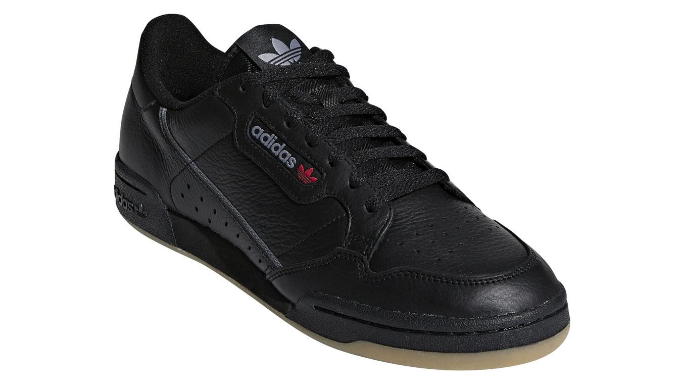 newest ff67f e7975 adidas Continental 80 čierne BD7797