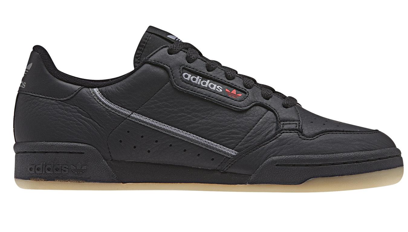 adidas Continental 80 čierne BD7797 - vyskúšajte osobne v obchode