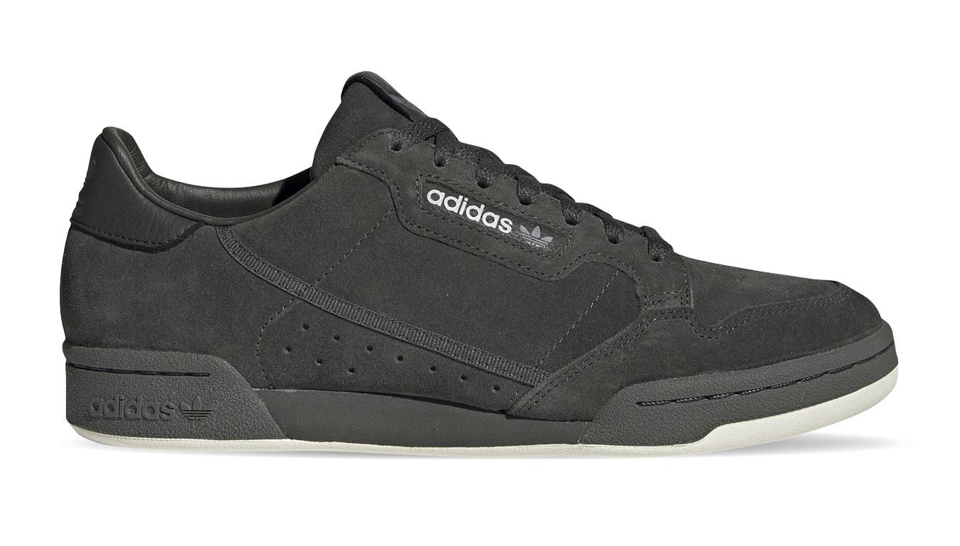 adidas Continental 80 čierne EE5364 - vyskúšajte osobne v obchode