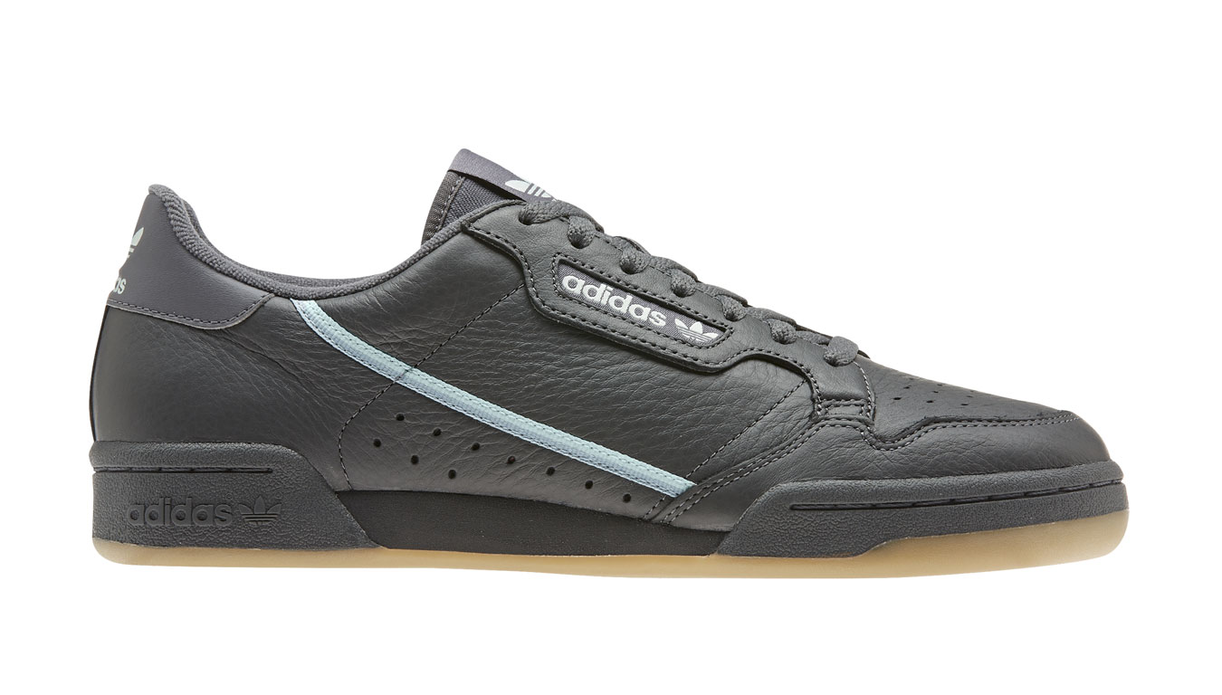 adidas Continental 80 šedé G27705