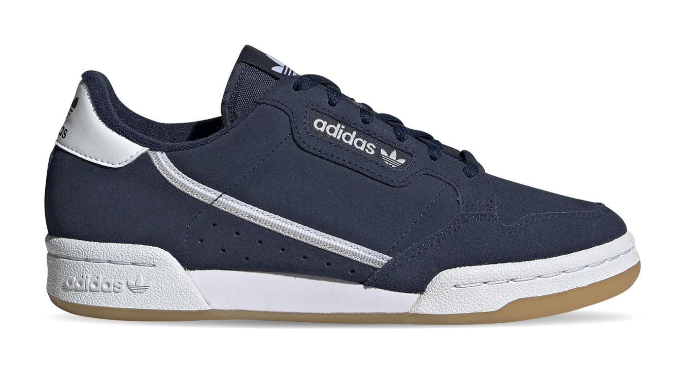 adidas Continental 80 Junior modré EE6420
