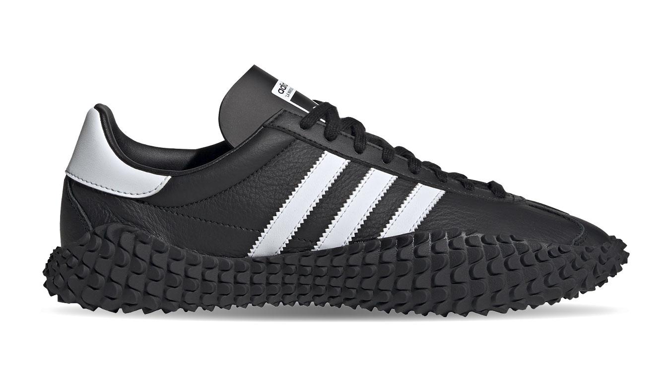 adidas Country x Kamanda čierne EE5667 - vyskúšajte osobne v obchode