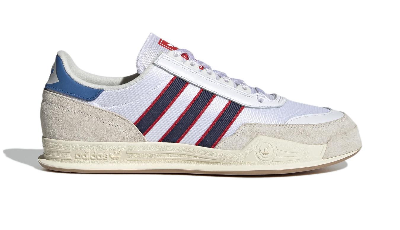 adidas CT86 biele S23835 - vyskúšajte osobne v obchode