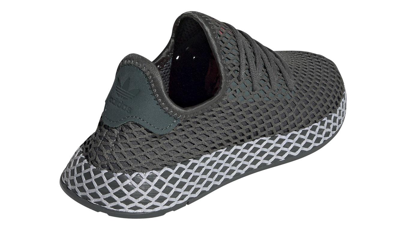 0a59f640d0f5e ... hot sale online 98d0f 5aae5 adidas Deerupt Runner J Legend Ivy šedé  CM8659
