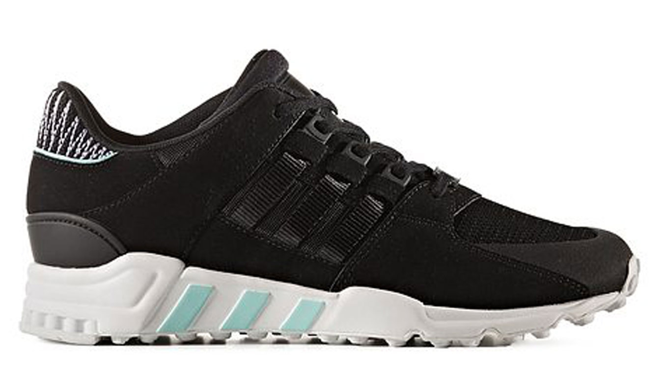 adidas EQT Support RF čierne BY8783 - vyskúšajte osobne v obchode