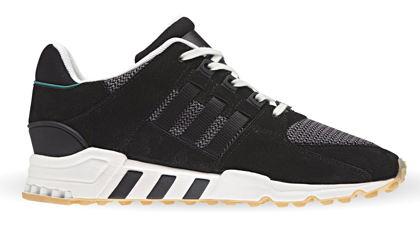 adidas EQT Support RF čierne CQ2172 - vyskúšajte osobne v obchode