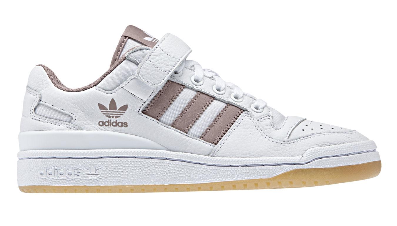 adidas Forum Lo biele B22500 - vyskúšajte osobne v obchode