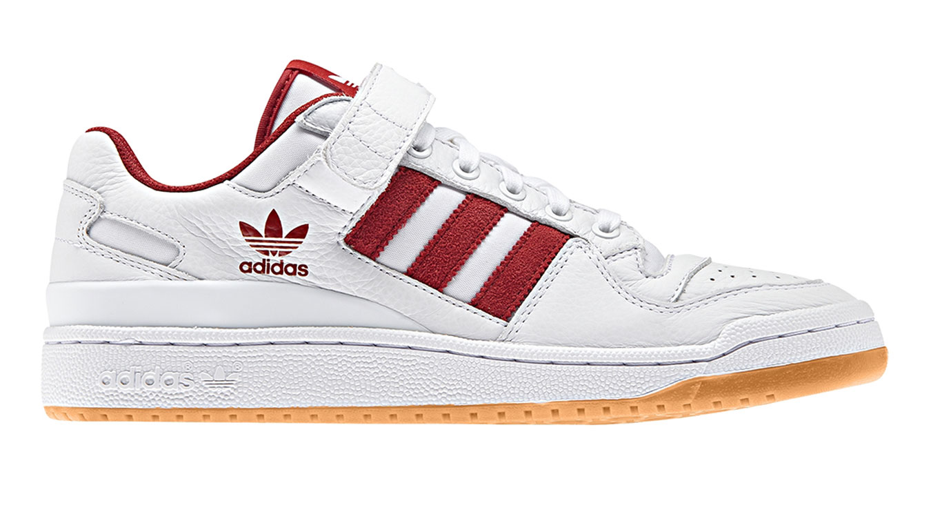 adidas Forum Lo biele B37769 - vyskúšajte osobne v obchode