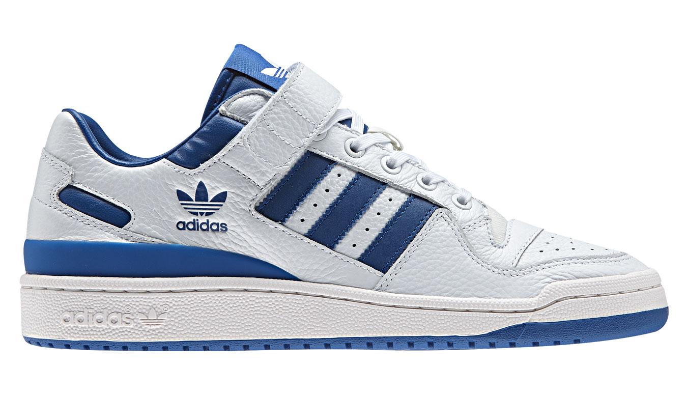 adidas Forum Lo biele BY3649 - vyskúšajte osobne v obchode