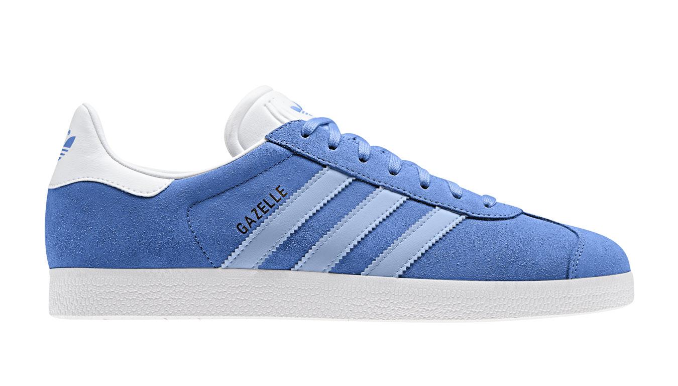adidas Gazelle True Blue  modré BD7590