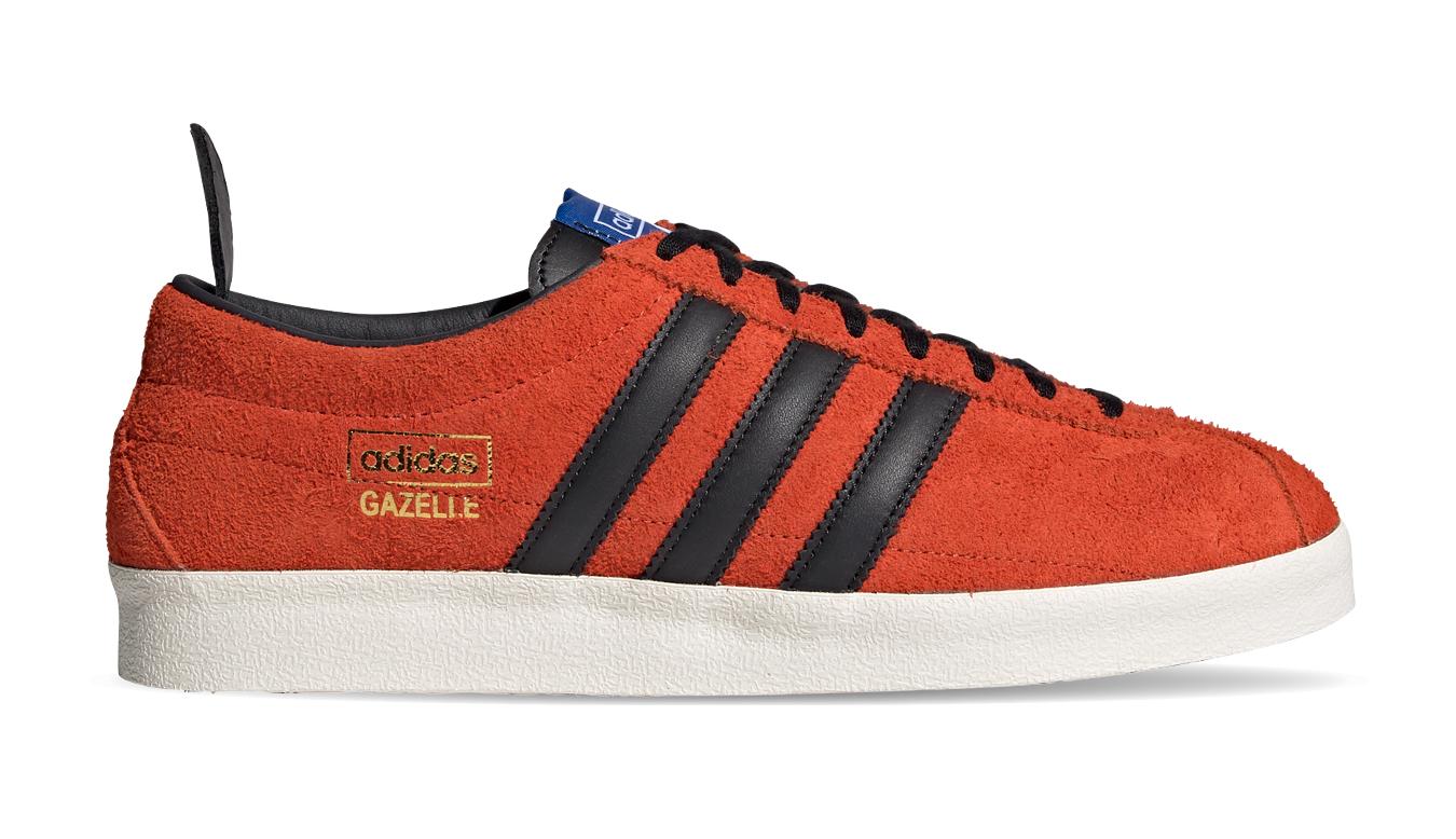 adidas Gazelle Vintage oranžové FX5487 - vyskúšajte osobne v obchode